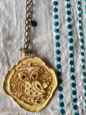 David Aubrey Necklace gold-colored-cream