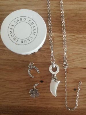 Thomas Sabo Silver Chain white-silver-colored