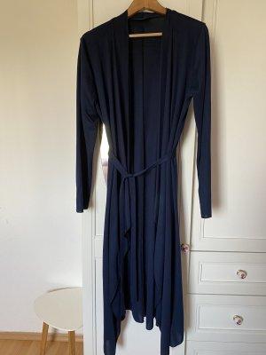 Almera Chemisier kimono bleu foncé