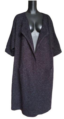 New Look Abrigo de punto negro