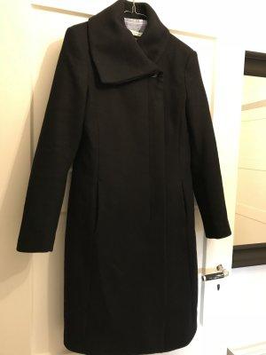 Lange Mantel aus wolle von ZARA Woman