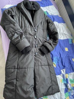 Zara Cappotto invernale nero