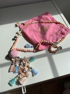 Lange , moderne Halskette , NP=29€