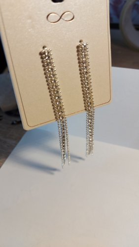 Unbekannter designer Srebrne kolczyki srebrny