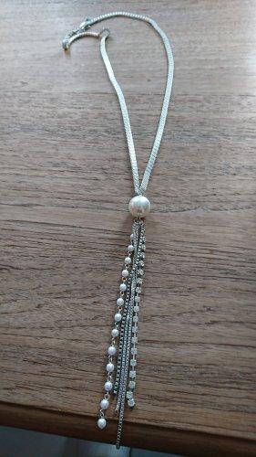 lange Perlenkette
