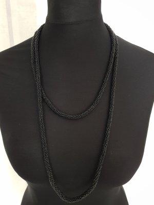 Pearl Necklace black