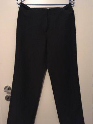 Armani Collezioni Pantalon en jersey noir
