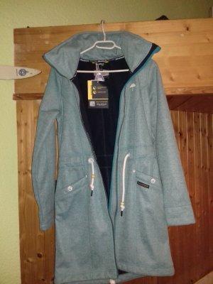 Softshell Jacket turquoise