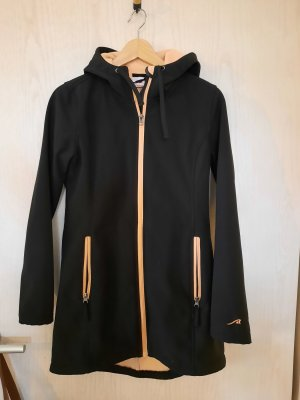 Maui Wowie Softshell Jacket black-orange