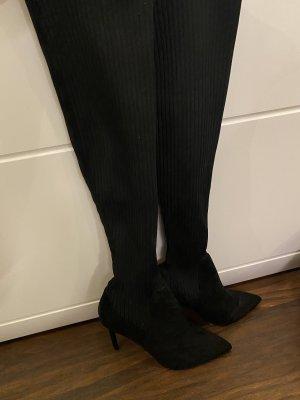 Lange Stiefel