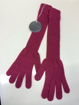 Flip*flop Knitted Gloves pink