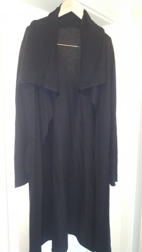 Tara jarmon Giacca in maglia nero Lana
