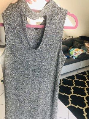 Lange Strick Kleid