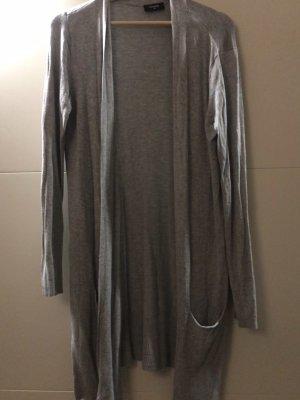 Gina Chaqueta estilo camisa gris