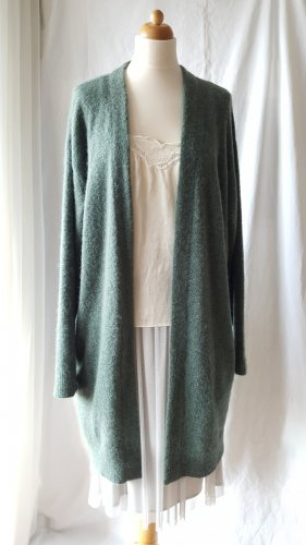 Samsøe & samsøe Knitted Coat dark green