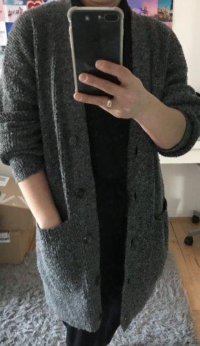 Lange Strickjacke von Zara