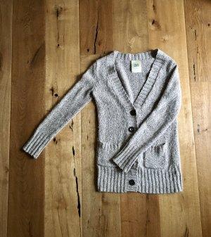 Old Navy Veste en tricot multicolore laine angora
