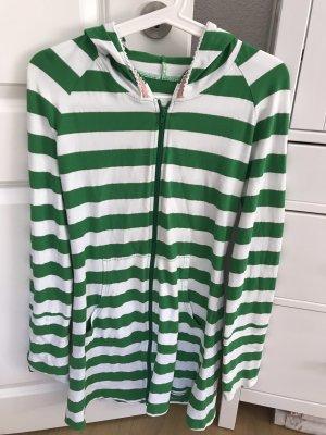 Lange Sweatshirt-Jacke von Blutsgeschwister