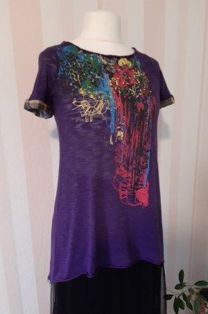 Smash Shirt Tunic multicolored