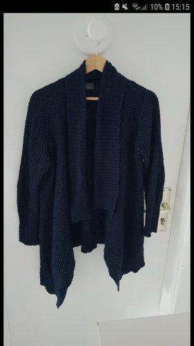 C&A Cardigan a maglia grossa blu scuro