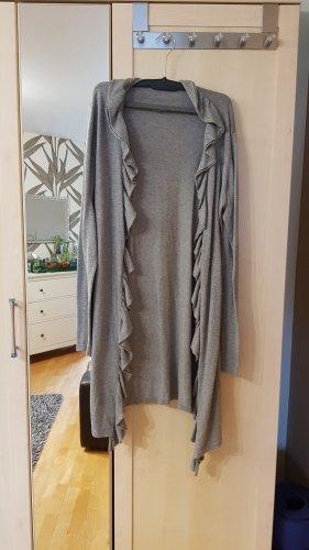 Street One Long Jacket light grey