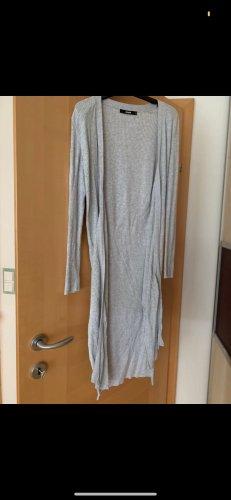 Bikbok Veste longue gris-gris clair
