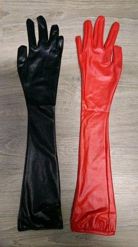 Lange Wetlook Handschuhe (B549)