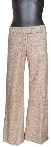 Clothes Wollen broek lichtbruin-wolwit Wol