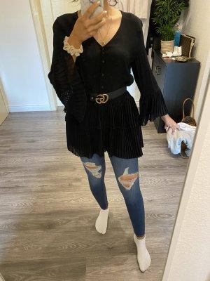 Zara Blouse longue noir