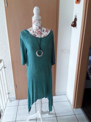 bpc bonprix collection Długa bluzka jasnozielony