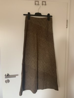 Georges Rech Falda larga marrón claro