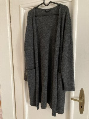 Langer Cardigan aus Wolle