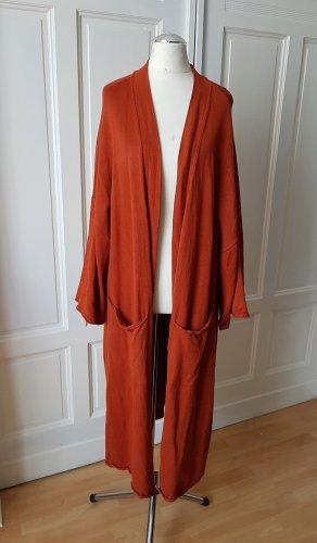 Langer Cardigan Zara Viskose Größe S
