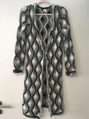 Langer Cardigen Mantel
