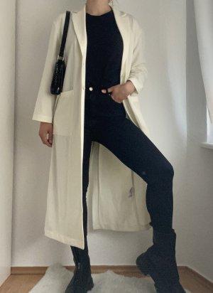 H&M Manteau long multicolore