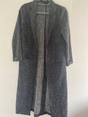 H&M Divided Manteau long gris