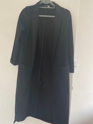 H&M Divided Manteau long noir