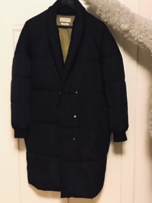 Native Youth Quilted Coat black