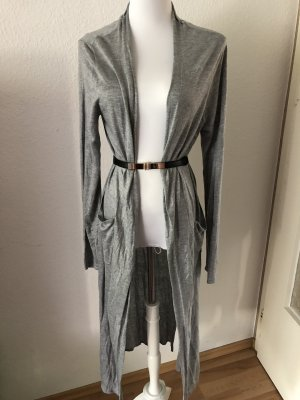 H&M Long Jacket light grey