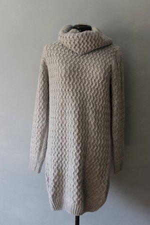 Colors of the world Long Sweater light grey polyacrylic