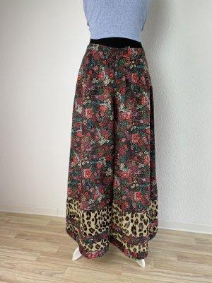 Maison Scotch High Waist Trousers multicolored