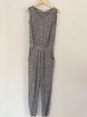 H&M Sukienka na ramiączkach szary