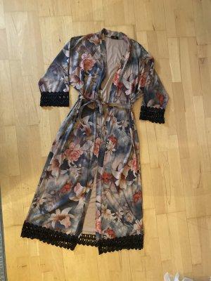 shk Paris Robe portefeuille multicolore