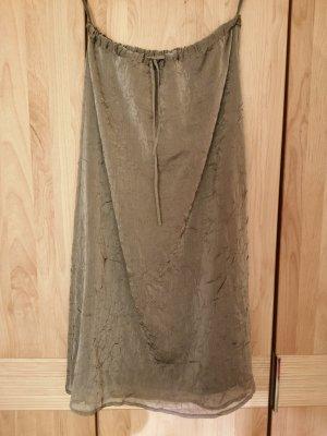 Apart Impressions Crash Skirt green grey
