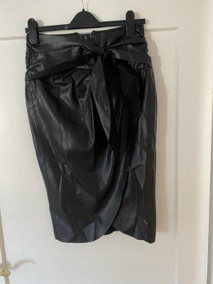 Zara Rok met hoge taille zwart