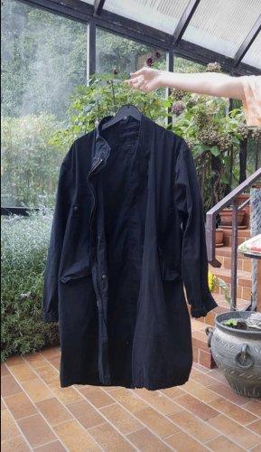 Allsaints Płaszcz przejściowy czarny