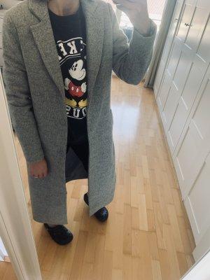 New Look Winter Coat grey-light grey
