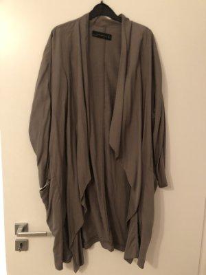 Langer Mantel Zara