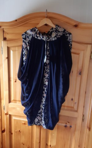 Orientalich Tiulowa spódnica Wielokolorowy