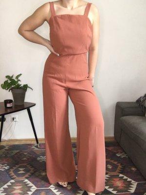 Langer Overall von Zara